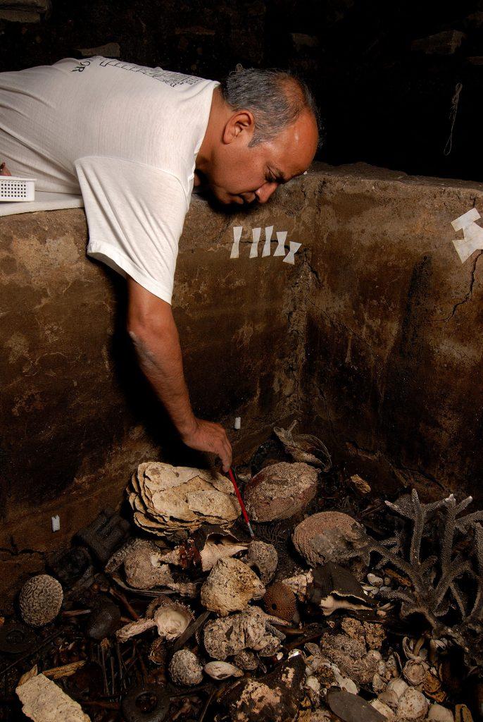 Ausgrabungen Templo Mayor