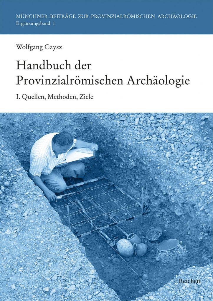 Cover Handbuch der Provinzialrömischen Archäologie