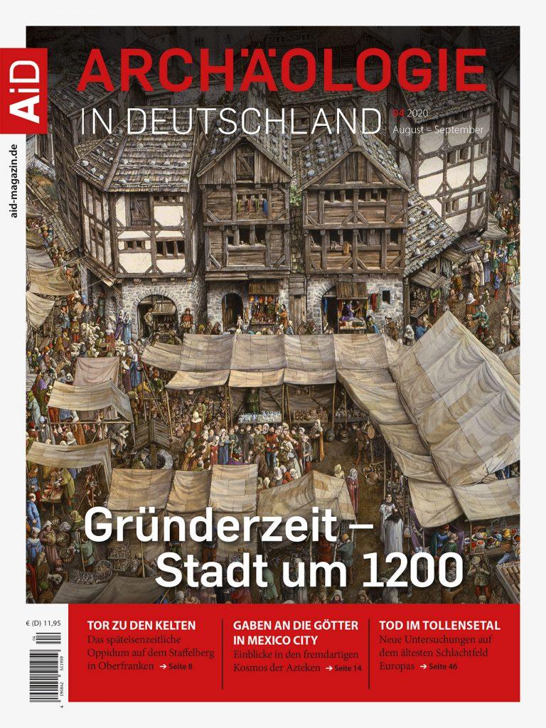 Cover AiD 420 Gründerzeit