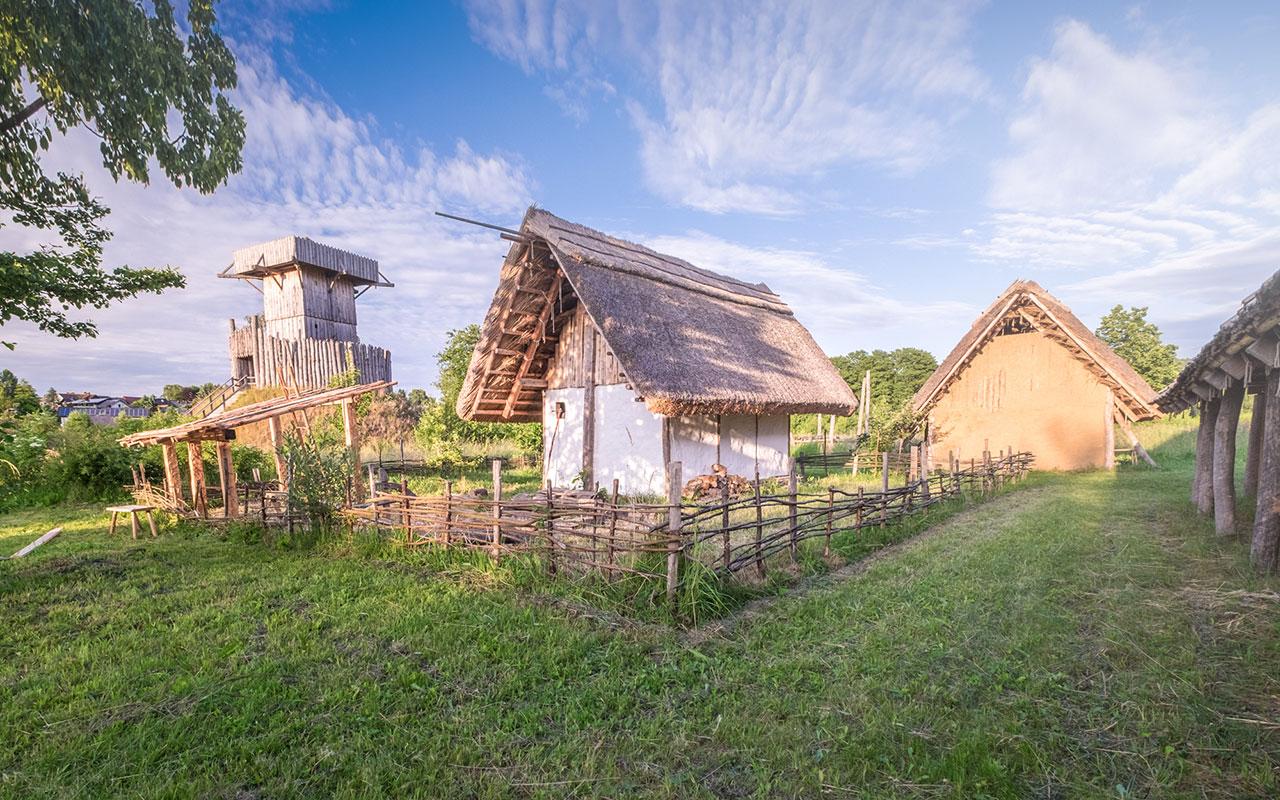 Geschichtspark Bärnau-Tachov: Mittelalter ungefiltert