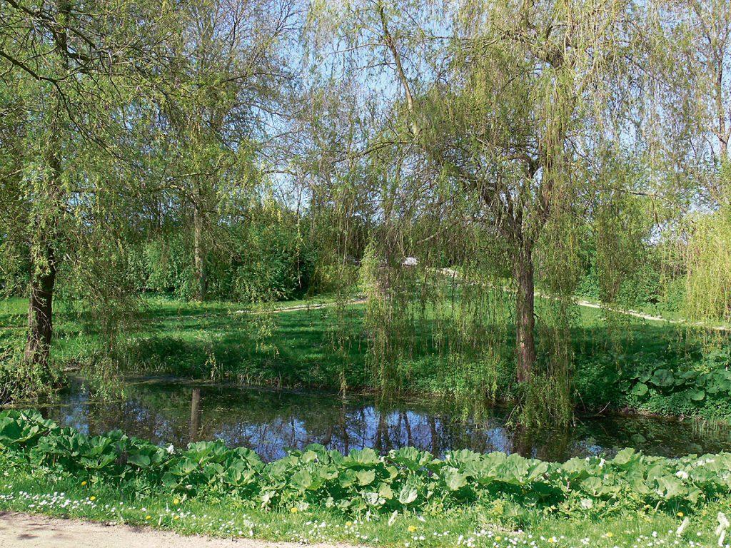 Schliemann Garten