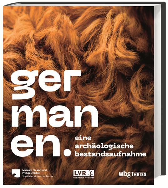 Ausstellungskatalog Germanen