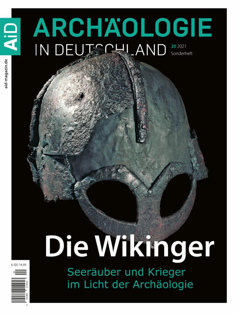 Cover Sonderheft Wikinger