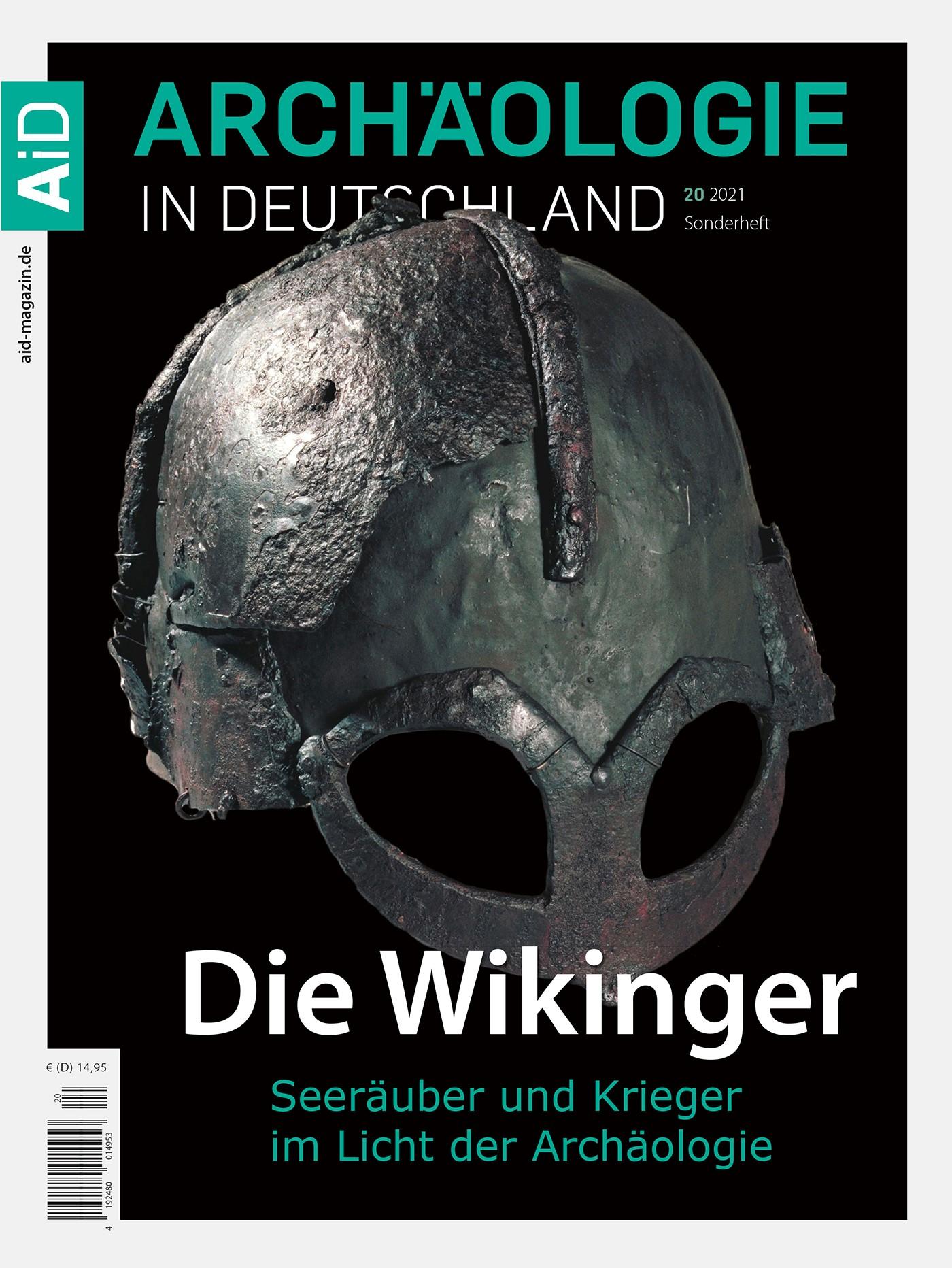 »Die Wikinger« – Sonderheft 20/2021