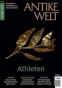 Antike Welt Cover Heft Athleten