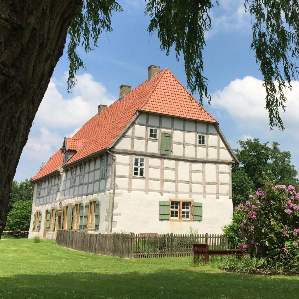 Das Herrenhaus der Werburg
