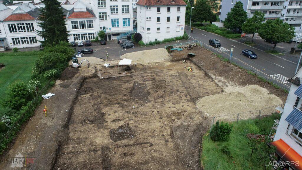 Baugrundstück in der Schillerstraße, Albstadt-Ebingen.