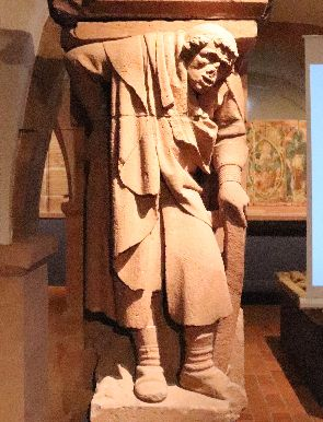 Skulptur des Naumburger Meisters