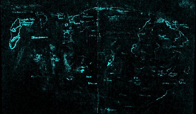 Die Makro-Röntgenfluoreszenzspektroskopie (XRF) ergab das Vorhandensein von Titan in den Linien und im Text der Karte. Frühere Analysen zeigten Titan in bestimmten Punkten der Karte. Diese neue Studie zeigte, dass es die gesamte Vinland-Karte durchdringt.