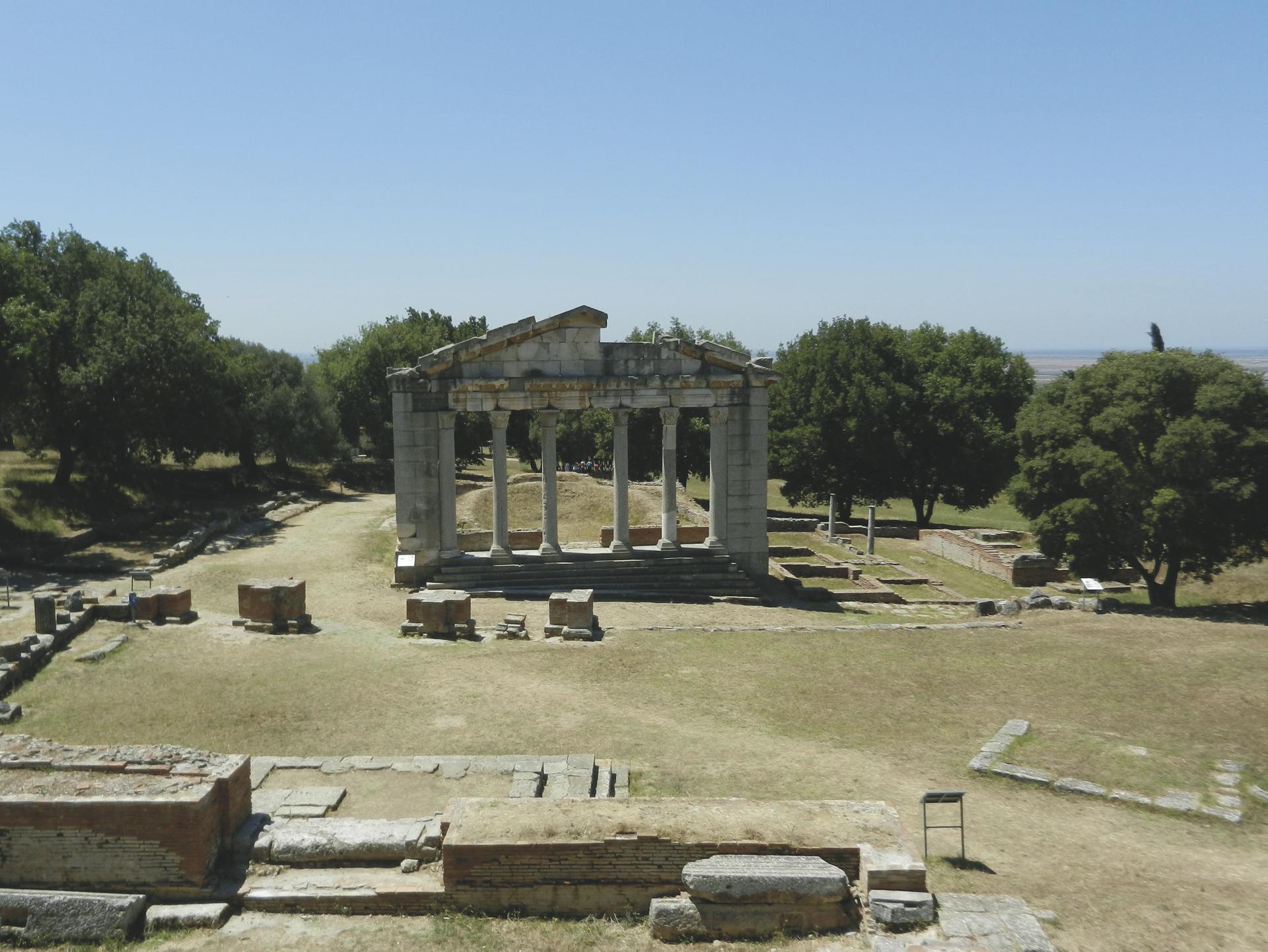 Archäologische Rundreise durch Albanien